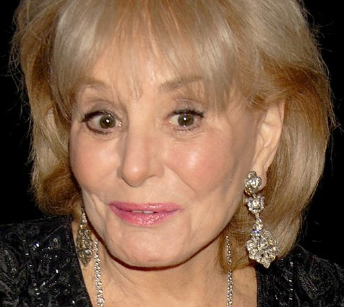 barbara walters face lift