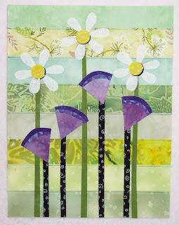 daisy doodle quilt