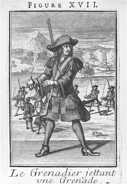 Wars Of Louis Quatorze  French Grenadiers