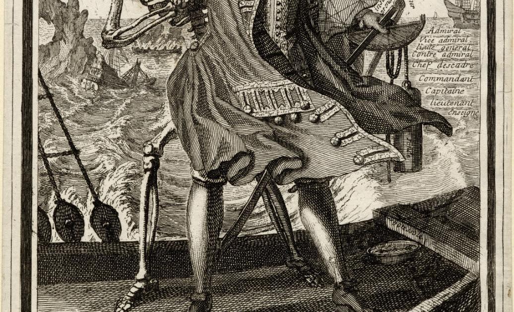 Wars Of Louis Quatorze  Naval Officer By N Guerard
