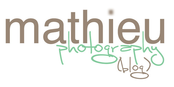 Mathieu Photography Blog