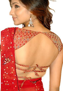 fashion blouses for sarees
