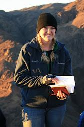 Atop Mount Sinai