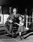 F. Delano Roosvelt 6ª victima elegida en año cero. Murió en el ejercicio de su mandato.