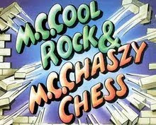 MC Cool Rock MC Chaszy Chess Boot The Booty