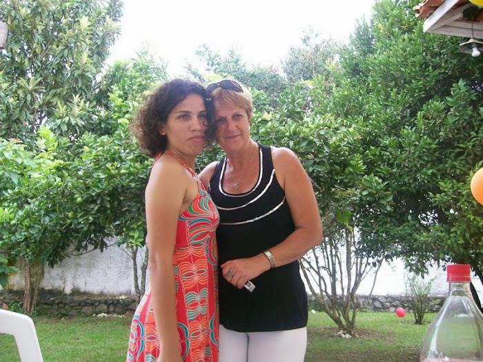 Sandra e Mãe