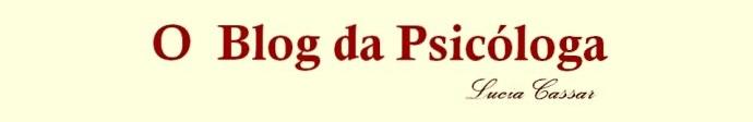 O blog da psicóloga