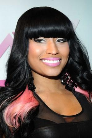 nicki minaj hairstyle