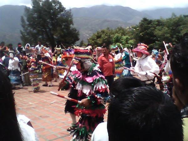 Danzas Las Locainas de Santa Rita.!