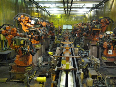 Delaware Auto Auction >> The Honest Hypocrite: University of Delaware auctions off former Chrysler plant assets - robot ...