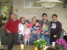 Verbaan's family