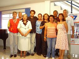 Gestão 2006-2007 - FESC/MS