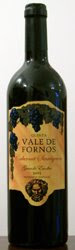 741 - Quinta Vale de Fornos Grande Escolha Cabernet Sauvignon 2005 (Tinto)