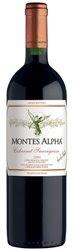 Montes Alpha Cabernet Sauvignon 2005 (Tinto)