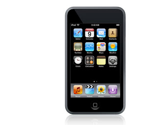 iPod Touch MP3 player
