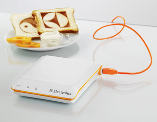 electrolux toaster