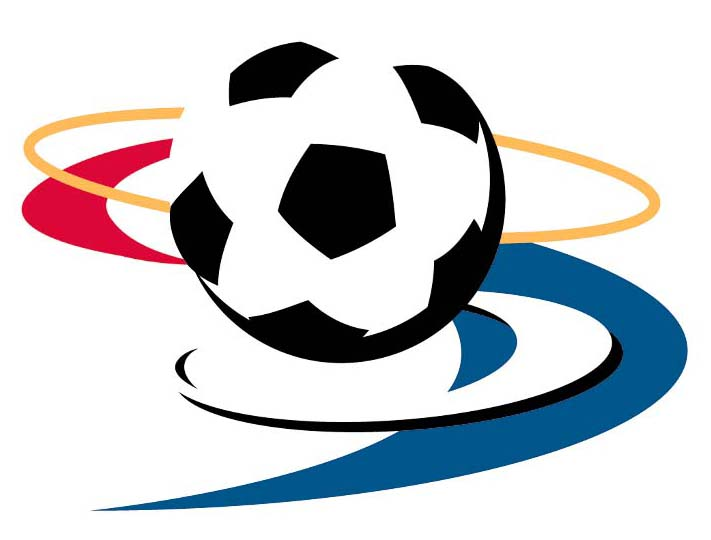 Color Football Logo Crop