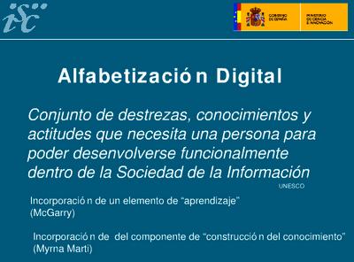 ... digital y p... Caer En La Escuela Publica