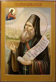 Sfanul Siluan Athonitul, praznuit de Biserica Ortodoxa pe 24 septembrie