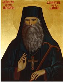 Sfantul Irodion, Staretul de la Lainici