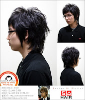 korean hairstyle, dubal jayu