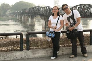 bridge on the river kwai, thailand, kenneth yu chan photography, kenneth chan photography