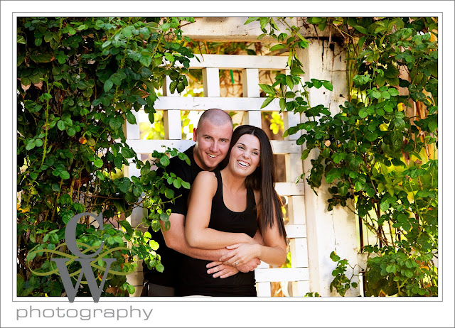 Engagement Session at San Juan Capistrano