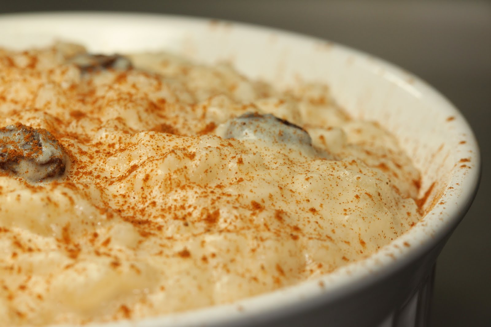 Baking is my Zen: FDNY Fireman's Rice Pudding