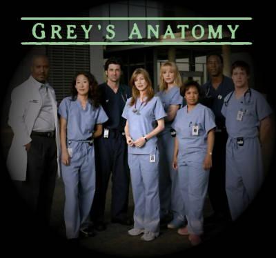 TV Series In A Box: Grey\'s Anatomy : Season 6