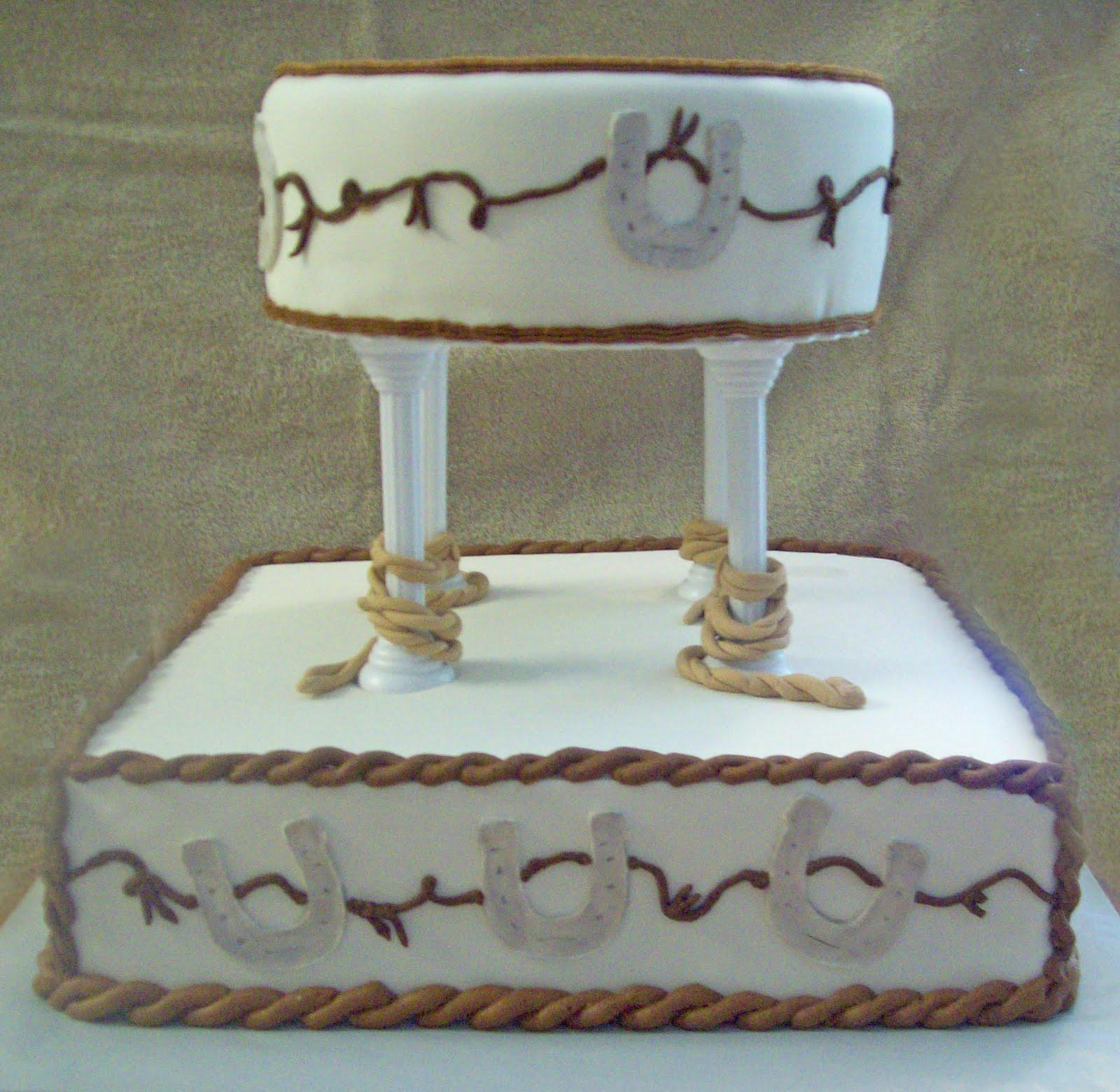 Western Wedding Cakes Viewing Gallery