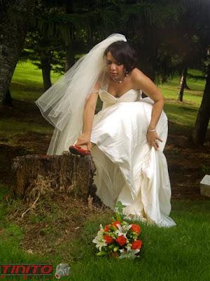Magdelyn al d a nuestra boda secci n de fotos en el for Bodas en el jardin botanico