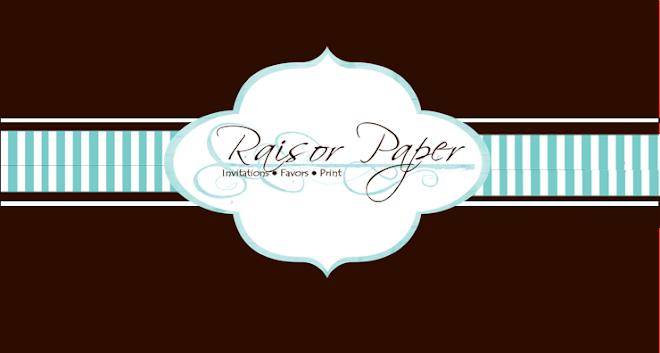 Raisor Paper
