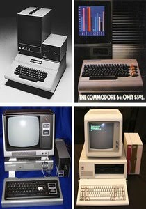 80's personal computers