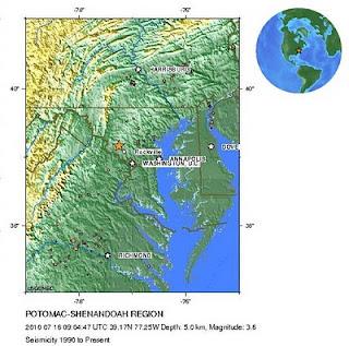 Historic Seismicity