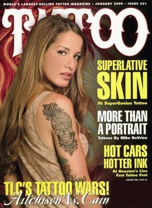 TATTOO magazines Images Jump Magazine