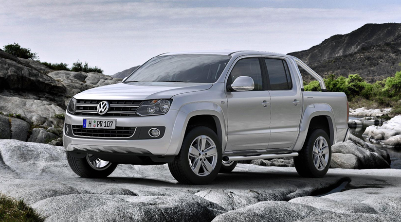 techno world mania vw amarok volkswagen pick up comes to. Black Bedroom Furniture Sets. Home Design Ideas