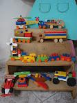 BrincArte....misturando ideias com brincadeiras e artes