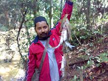 Ikan Baung pancingan terberat