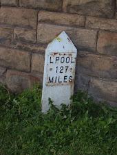 Last mile marker