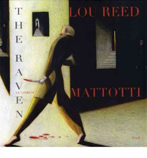 The Raven by Lou Reed and Lorenzo Mattotti