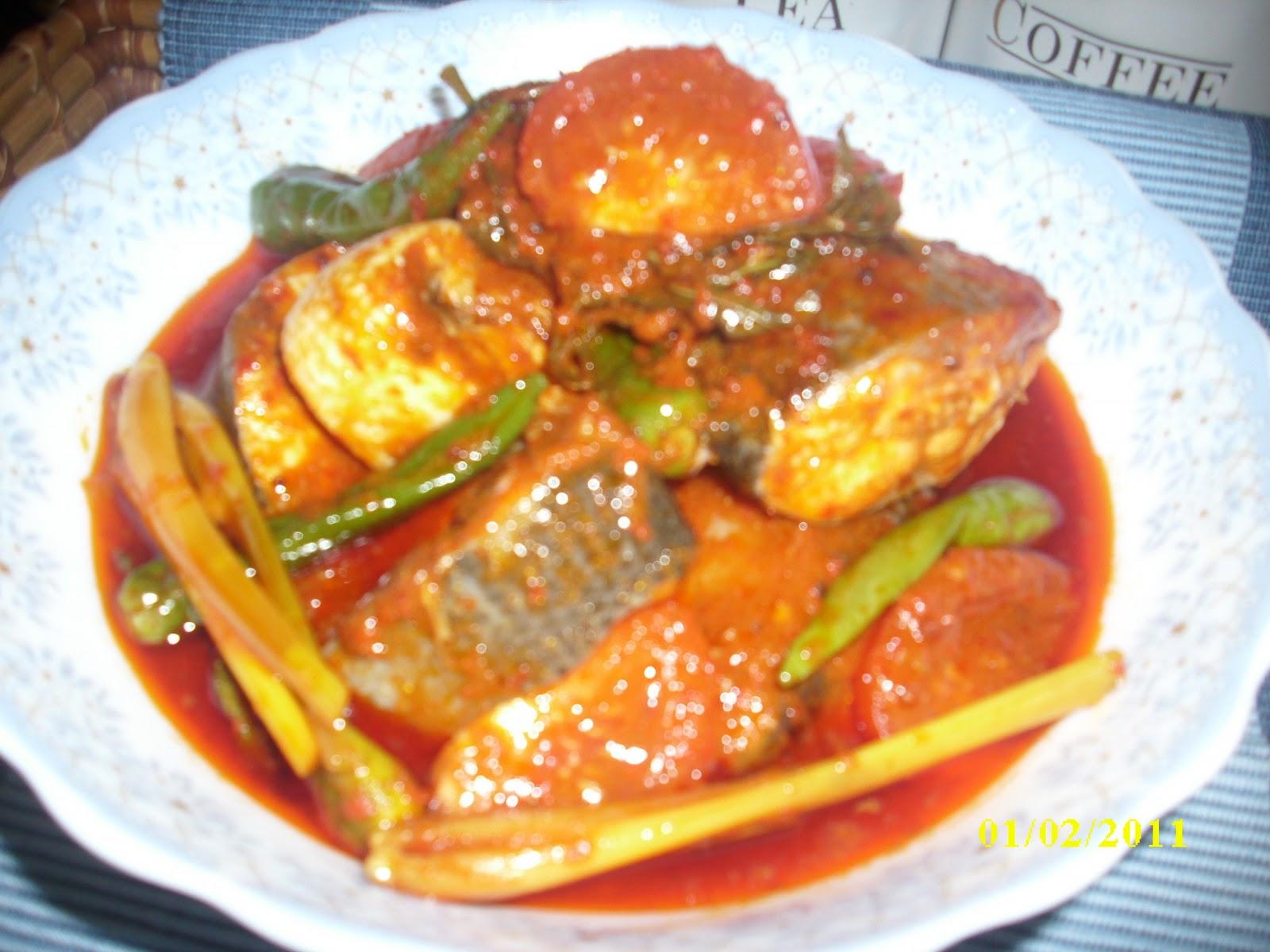 Resepi  Asam  Pedas  Melaka  Yang  Best