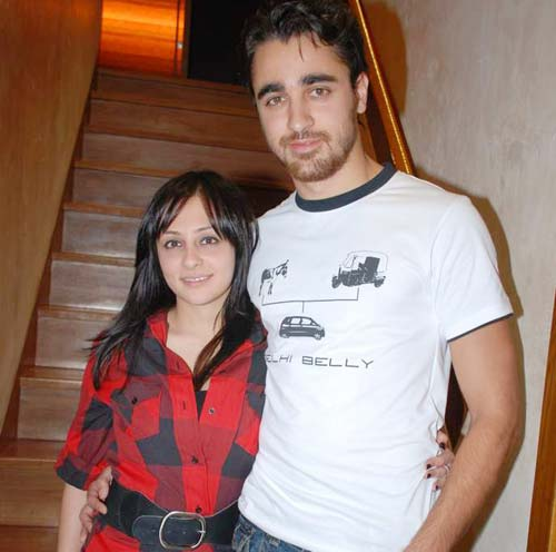 Imran Khan and his sweetheart Avantika are all set to tie the knot in