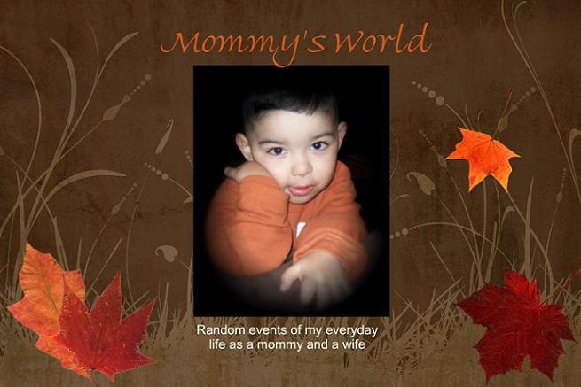 mommys world