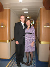 Formal night on the cruise