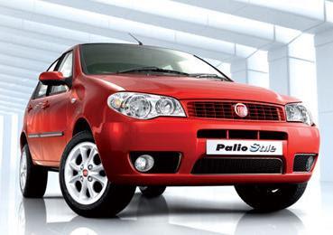 New Fiat Palio 2008 Picture