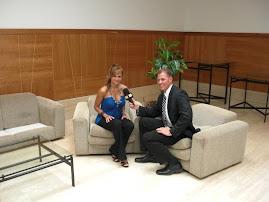 Entrevista por TELECARIBE, Margarita Julio 2008
