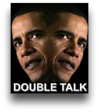 DOBLE DISCURSO-double talk ..!