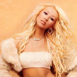 Christina Aguilera Is Britney Spears' Children's Santa