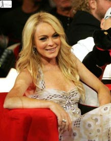 Lindsay Lohan's partying causes divorce