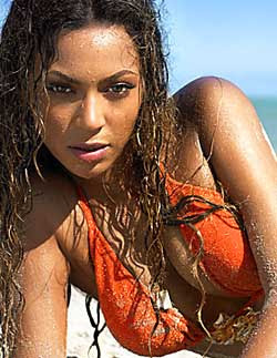 Beyonce Makes SI Swimsuit Issue History